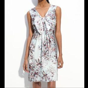 TED BAKER Dragonfly Print Dress